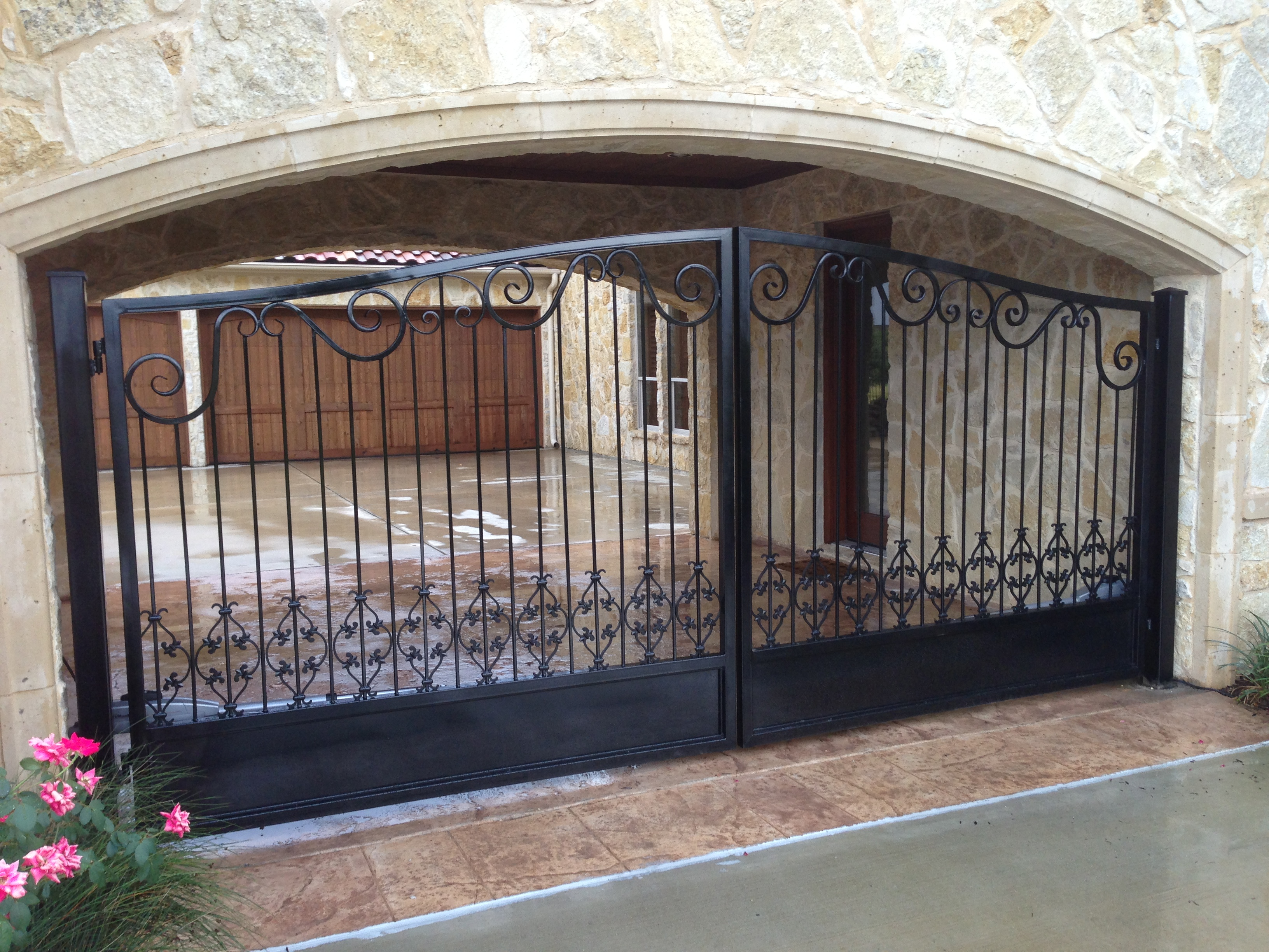 automatic-swing-gates